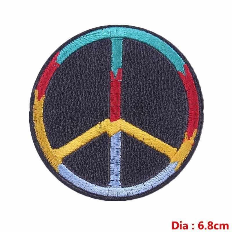 Pulaqi In Pelle di Basket In Pelle di Patch Ferro-on Toppe e Stemmi Ricamato Applique Da Cucire Per I Vestiti di Abbigliamento FAI DA TE Rotonda Distintivi e Simboli H