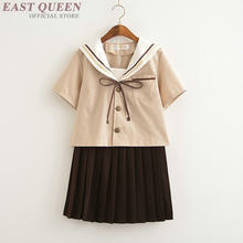 Japanese school uniform for girls clothes kawaii cute korean school uniform student outfits skirt suit for girls FF1155(China)
