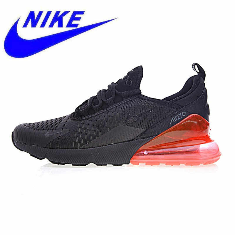 reputable site f0e53 d7893 Nike Air Max 270 Men s Running Shoes,Breathable,Outdoor Sneakers Shoes Green  Red,