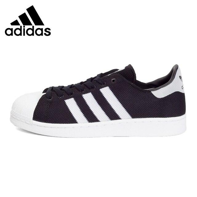 5cd64ef31 Nova Chegada Original 2017 Originais Adidas Superstar Skate Sapatos Unissex  Tênis