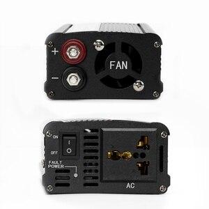 Image 4 - Sunyima Puro Inverter a Onda Sinusoidale 1000W DC12V/24 V per AC220V 50Hz Convertitore di Alimentazione Del Trasformatore di Tensione