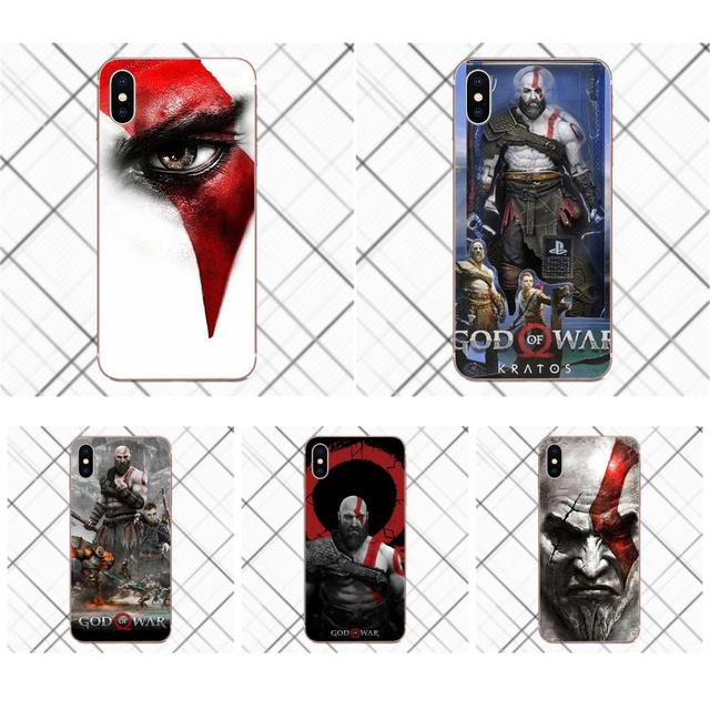 coque iphone x god of war