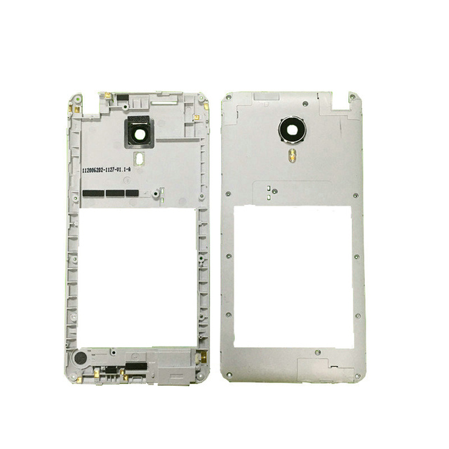 In Stock High Quality Back Rear Housing Middle Bezel + Loud Speaker For Meizu Mx4 Pro 5.5 Inch Android 4.4 Mobile Phone