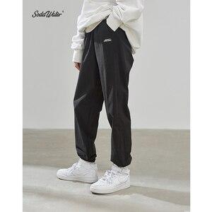 Image 3 - Мужские джоггеры SODAWATER, уличная одежда сезона осень зима 2019, раньше, мужские повседневные однотонные брюки в стиле хип хоп, тренировочные штаны 93353 Вт