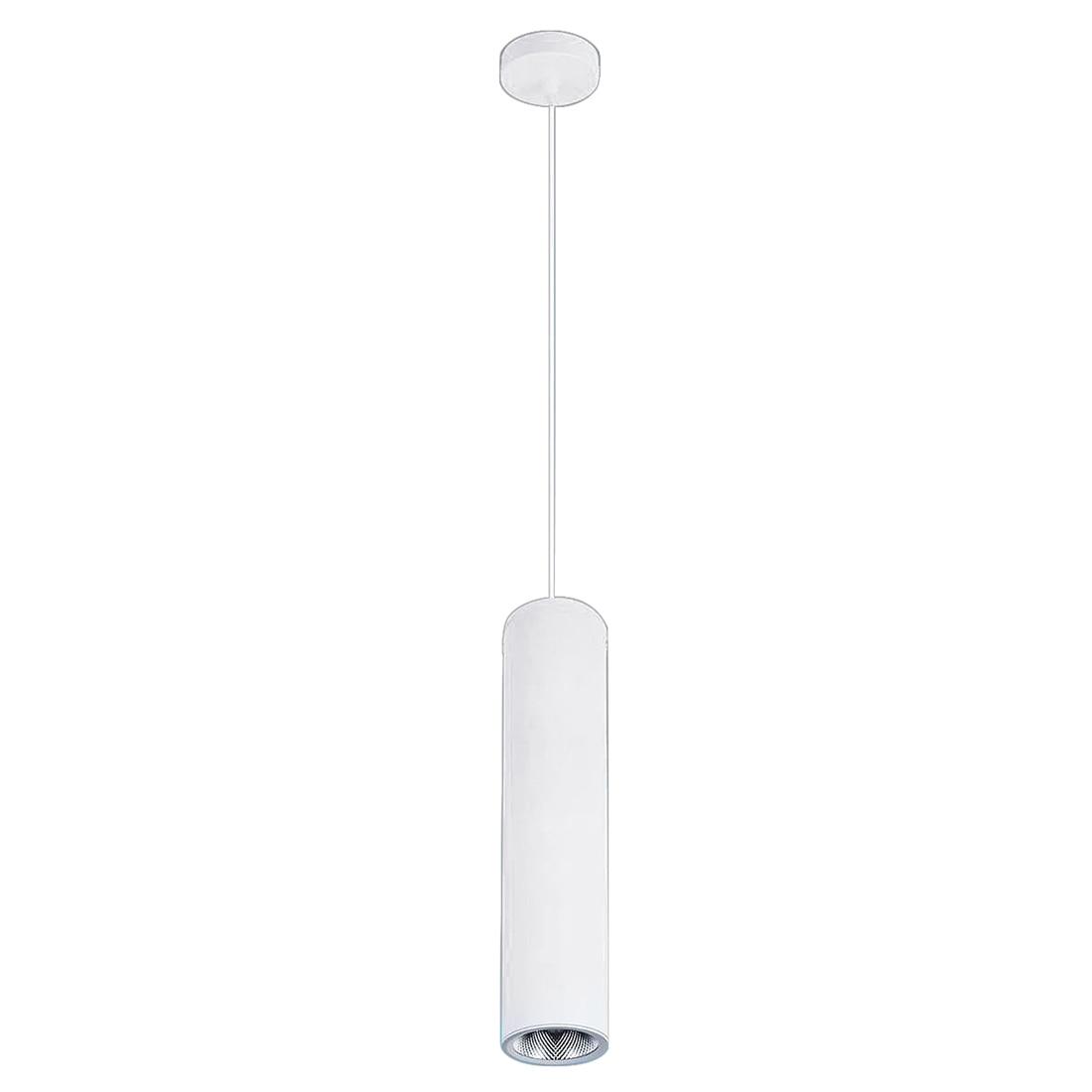 Modern Minimalist Cafe Chandeliers Led Restaurant COB Spotlights Long Tube Hanging Lamp Bar Table Cylindrical Light