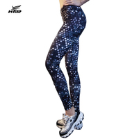 HTLD Gym Elastic Yoga Pants Tights Yoga Leggings Women Sweatpants Fitness Sport Pants Running Workout Leggins Jogging Trousers