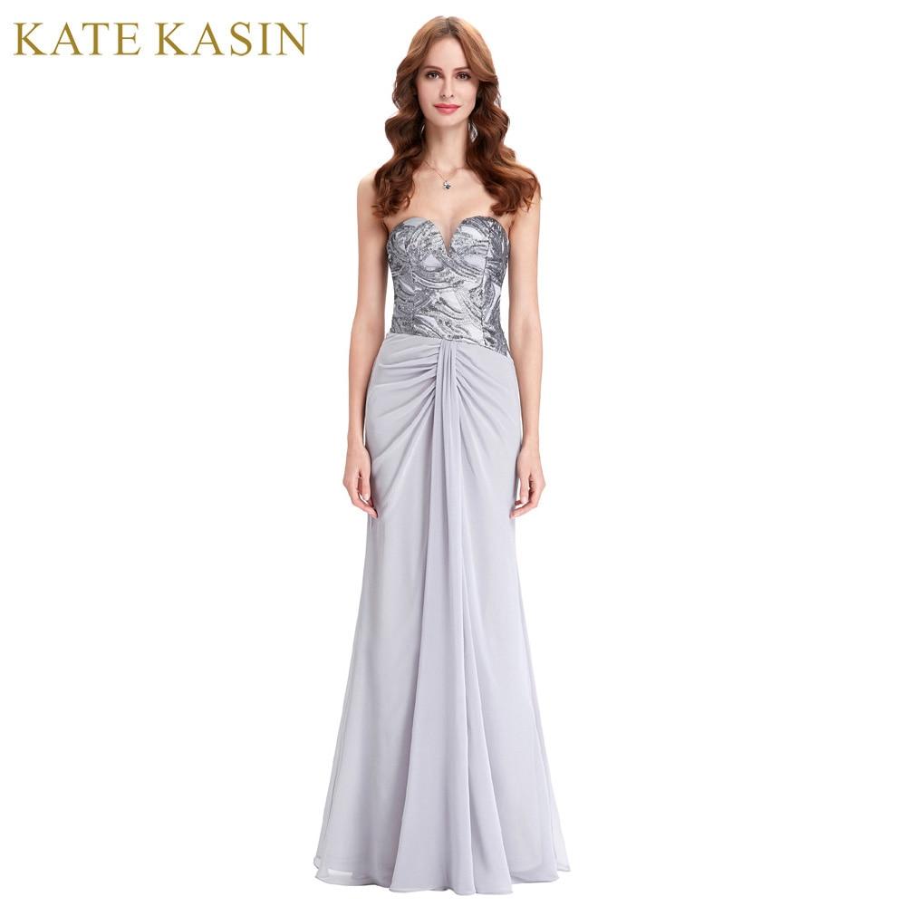 Evening Dresses Soayle Vestidos De Festa Longo Sweetheart Mermaid Evening Dresses 2018 Silver Meteor Sequin Arabia Dubai Fashion Prom Dresses