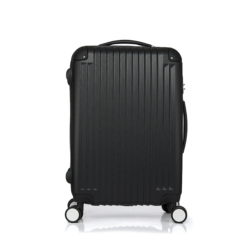 KUNDUI 20 24 Inch Spinner wheel Trolley Case,ABS+PC cloth,Lightweight, Hit color, Travel Suitcase,Rolling Luggage bag maletas