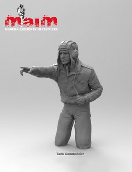 1/16  Soviet T-72 Tank Commander soldier  toy Resin Model Miniature resin figure Unassembly Unpainted 1/16  Soviet T-72 Tank Commander soldier  toy Resin Model Miniature resin figure Unassembly Unpainted