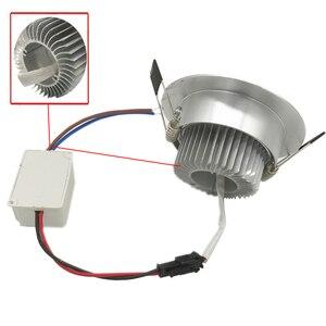 Image 5 - 12 wát Led Downlights Thay Đổi Độ Sáng/Nodimmable led Bóng Đèn 85 265 v LED Đèn chiếu sáng với đèn led điều khiển 3 năm bảo hành