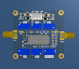Image 2 - UAF42 פעיל מסנן מתכוונן Highpass/Lowpass/Bandpass סינון לוח ש ערך מודול לשינקין רדיו מגבר