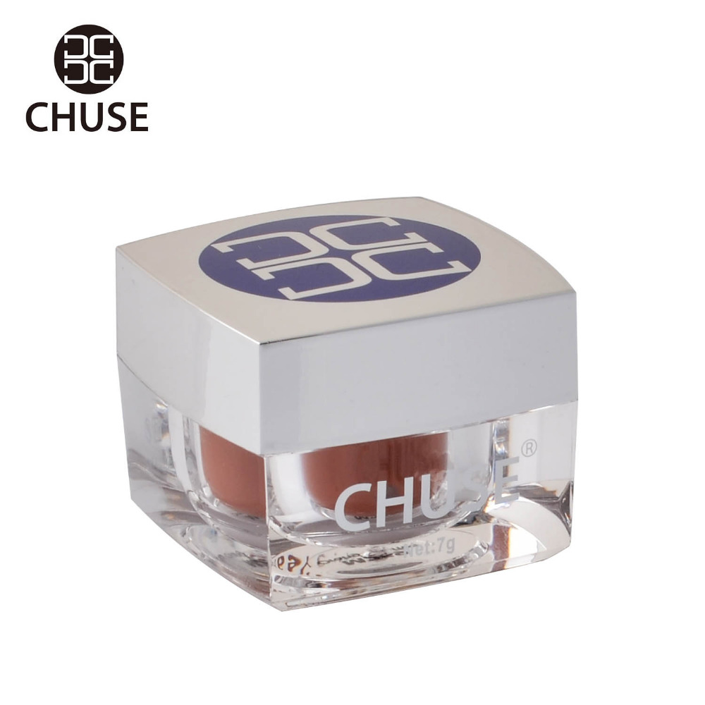 CHUSE Permanent Maquillage Pigment Orange Café Tatouage Encre Ensemble Pour Les Lèvres Sourcils Eyeliner Make Up Machine Rotative Microblading M269