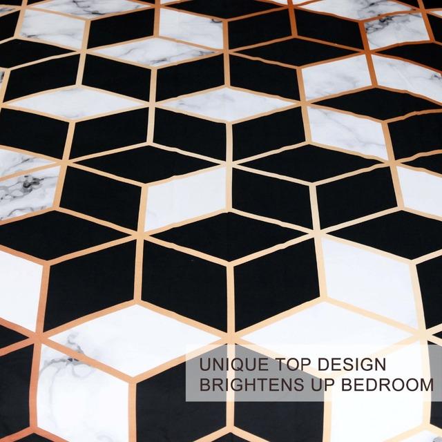 Geometric Pattern Bedding Set