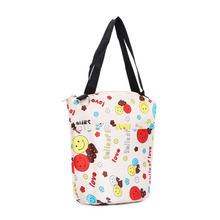 Canvas Baby Diaper Bag For Mom Mummy Mother Maternity Nappy Bags High Qaulity Thermal Insulation Stroller Bag