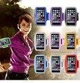 2016 À Prova D' Água Esporte Caso faixa de Braço para iPhone 5 5S 6 6 S Mais Actividades de Fitness Acessórios Corrida Tampa Do Telefone Bolsa Faixa de Braço