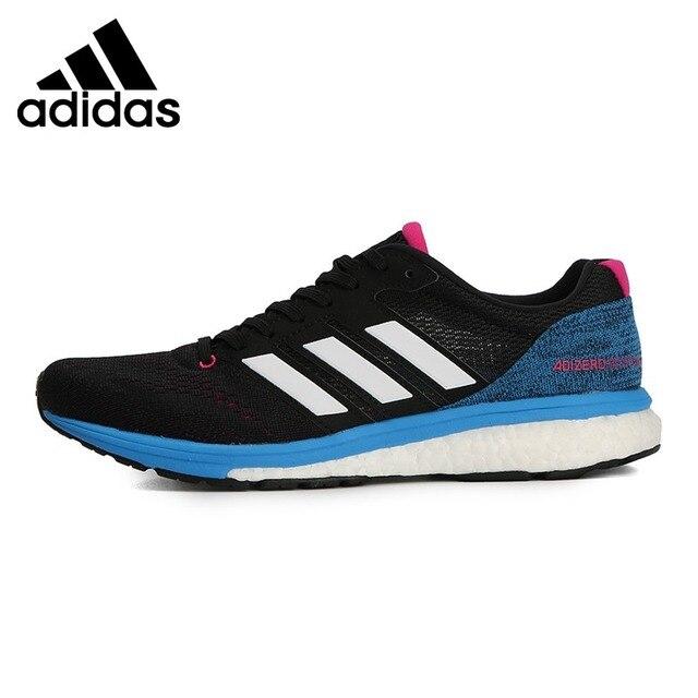 official photos 0dcc1 6851c Novedad Original 2018 Adidas adizero Boston 7 zapatillas para correr para  mujer