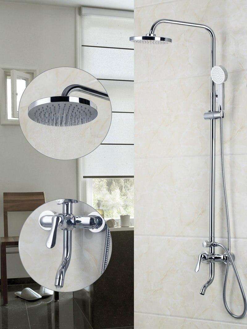2014 Modern Shower Faucet Plastic 8\