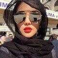 Mezcla de Viento gafas de Sol gafas de Sol de Moda Diseñador de Las Mujeres gafas de sol Retro Hombres Capa de Espejo shades Gafas Gafas de lentes De Gafas de sol envío gratis
