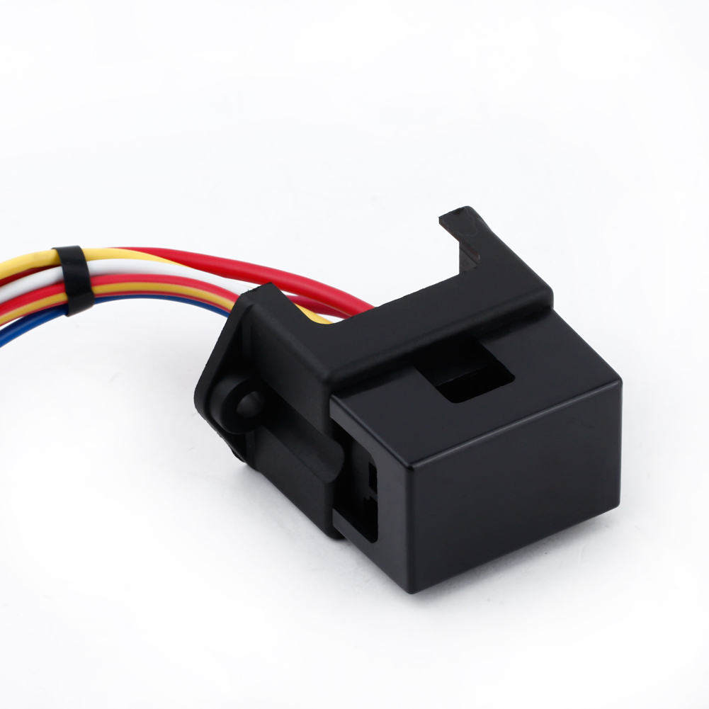 4 way fuse box 12v 24v max dc 32v circuit car trailer auto blade block holder atc ato 2 input 4 ouput wire fuse accessory in fuses from automobiles  [ 1001 x 1001 Pixel ]