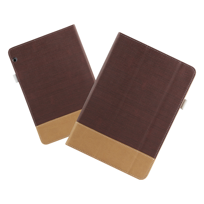 For Huawei MediaPad T3 10 AGS-L09 AGS-L03 9.6 inch Tablet Ultra Slim Canvas Folio Stand PU Leather Case Cover + Film + Stylus mediapad m3 lite 8 0 skin ultra slim cartoon stand pu leather case cover for huawei mediapad m3 lite 8 0 cpn w09 cpn al00 8