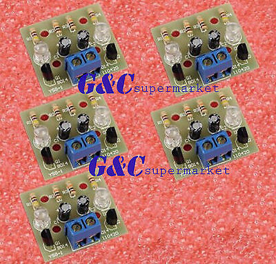 Simple Flash Circuit DIY Kits Electronic Suite Electronic Production