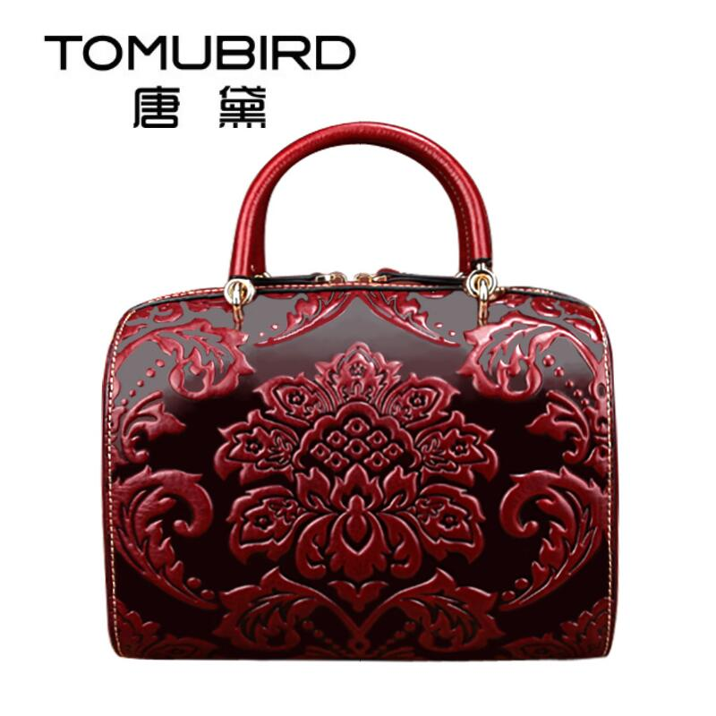 2017 New women bag genuine leather brands quality fashion embossing trunk bag luxury women leather handbags shoulder bag 2017 new women bag genuine leather brands quality fashion embossing cowhide bag luxury women leather handbags shoulder bag