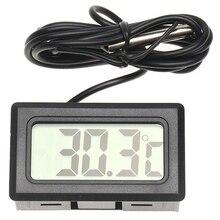 BYGD цифровой ЖК-дисплей измеритель температуры в помещении диагностические инструменты термометр датчик температуры