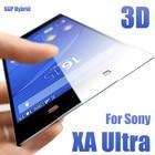 XA Ultra Full Cover Screen Protector For Sony Xperia XA Ultra F3211 F3212 F3213 F3215 F3216 Tempered Glass Protective Film Case