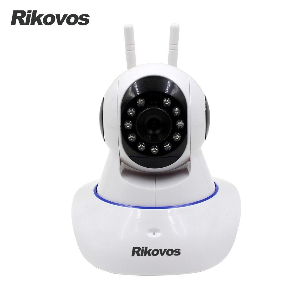 HD 720P IP Camera Wi-fi Indoor Video Surveillance Camera P2P Wireless Infrared Night Vision Two Way Audio  Security Camera wi fi адаптер sat integral 1210 hd в киеве