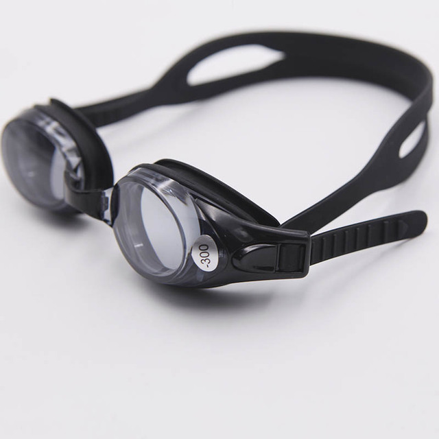 0554757709cb5b Optical Swim Goggles Myopia Swimming Glasses Range from 200 Degree to 700  Degree ,High Definition,Anti-Fog Waterproof OPT300