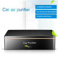 MWdao car air purifier vehicle air ionizer cleaner fresh Humidifier ion negative ozonizer ozone odor usb eliminator for car