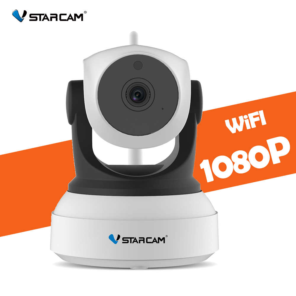 VStarcam C24S HD 2MP Wifi IP Camera Eye4 Web Cam PTZ 1080P CCTV Camera Wi fi