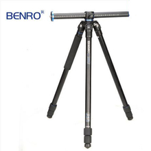 Benro GA157T Professional Aluminum Tripod Portable Photography Bracket Stable Camera Support With Flexible Center Column For SLR