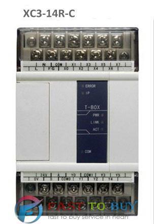 Подробнее о XC3-14R-C XINJE XC3 serie PLC 8-point NPN Inputs 6-point Relay Outputs DC24V New xc3 14rt c xinje plc cpu dc24v 8 di npn 6 do relay