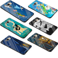coque samsung a70 peter pan