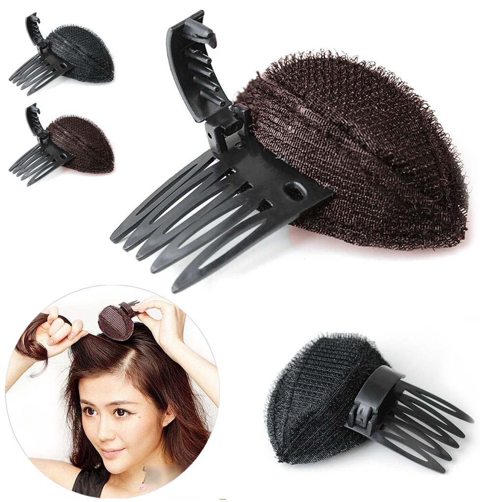 by DHL or EMS 100pcs Magic Styling Hair Clips Accessory Maker Tool Pads Foam Sponge Hairpins hot selling 2 colors