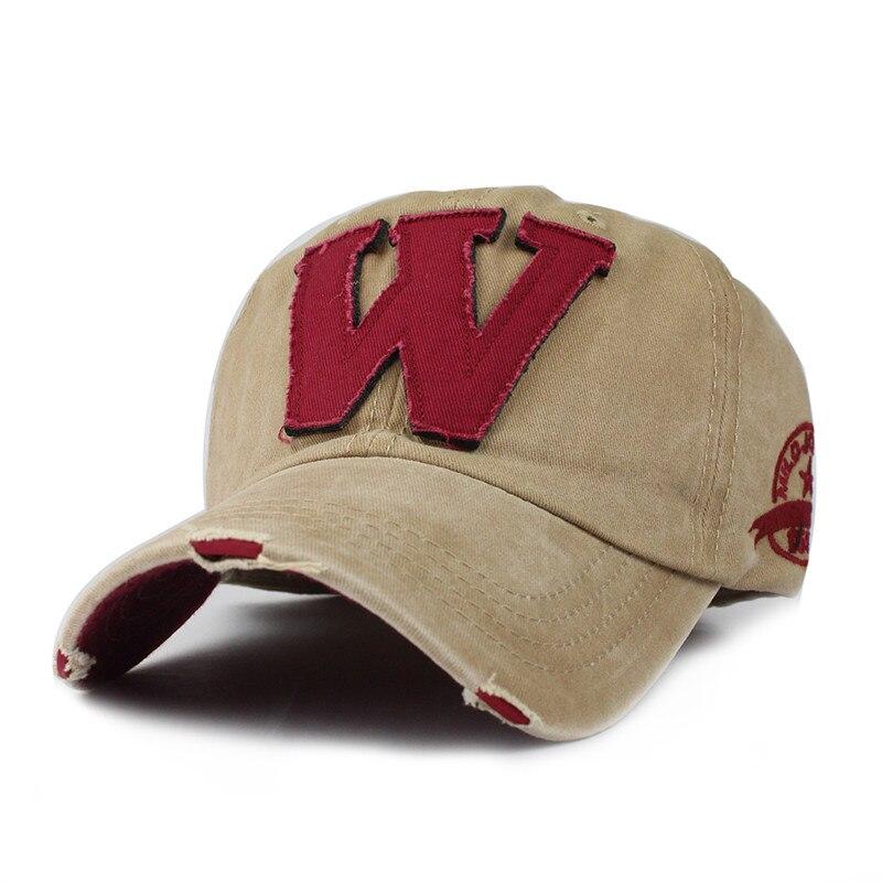C7FA Embroidery Baseball Cap Hat Cotton Letter Unisex Baseball Hat
