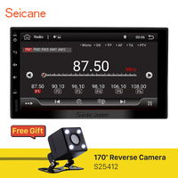 Seicane 2G 16G Android 6 0 Universal Car Radio 2 Double Din 7 Inch DVD Player