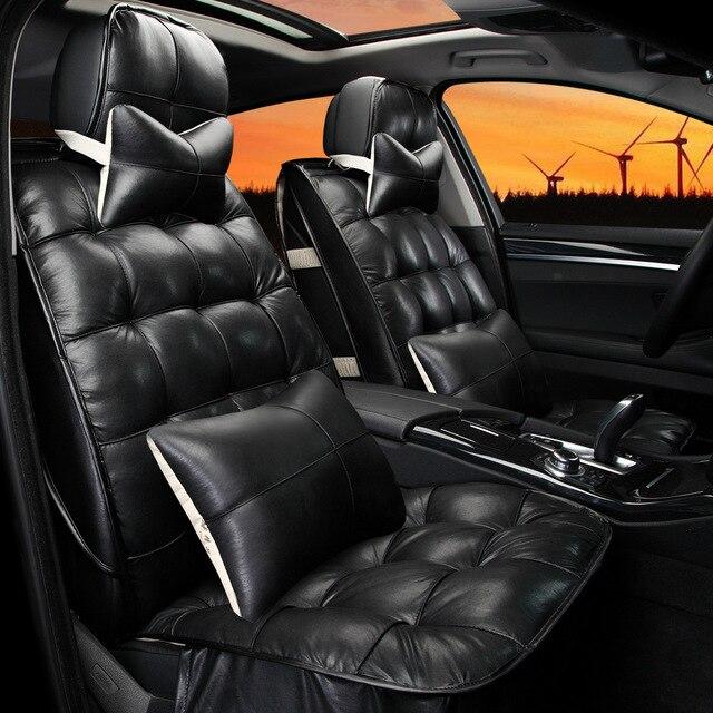 3D New Car Seat Covers SUV Car Seat Cushion Pad Sets,High grade Car ...