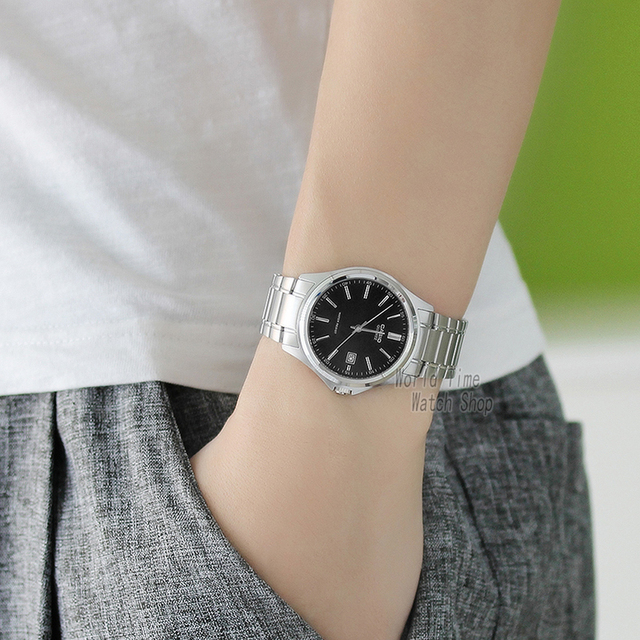 Casio Analogue Men's Quartz Waterproof Watch 4