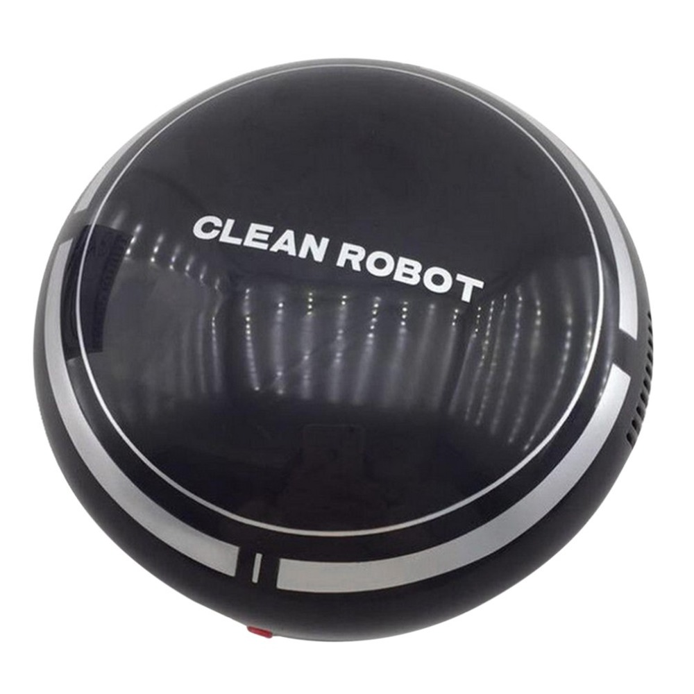 Usb Charge Smart Robot Vacuum Cleaners Creative Intelligent Automatic Sweeping Robots For Home Office Dust  Hair Cleaning Robot 2018 original xiaomi mi robot vacuum cleaner for home automatic sweeping dust sterilize smart planned mobile app remote control