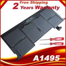 """HSW 7,6 V 38.75Wh A1406 A1495 батарея для APPLE Macbook Air 1"""" дюймов A1465 Mid 2012 2013 ранняя A1370 Mid 2011 MC968LL/A"""