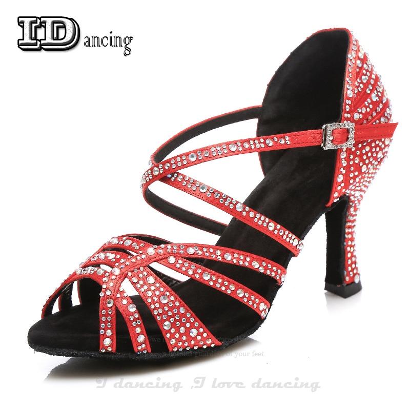 Baskets chaussures de danse femmes danse latine Salsa chaussures latine salle de bal chaussures de danse strass chaussures de danse confortable cabotageBaskets chaussures de danse femmes danse latine Salsa chaussures latine salle de bal chaussures de danse strass chaussures de danse confortable cabotage