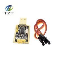 1PCS CH340 module instead of PL2303 , CH340G RS232 to TTL module upgrade USB to serial port in nine Brush small plates(China)
