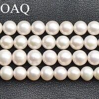 6-12mm Natürlichen Perlen Lose PERLEN Handwerk Perlen Für Dekoration Perlen Für Perlen Handgefertigten Glasperlen DIY