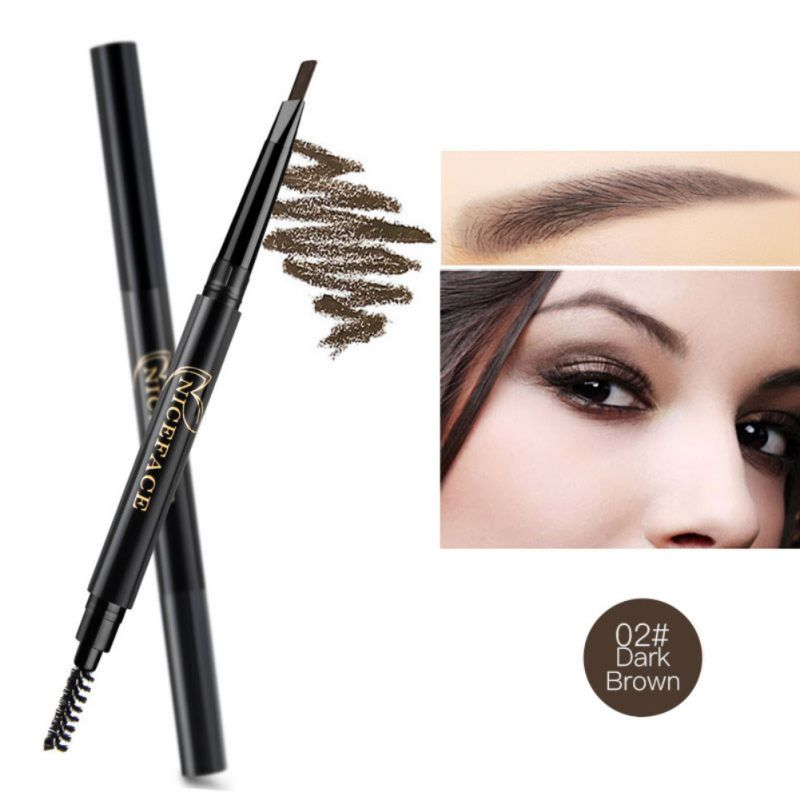 New Women Automatic Eyebrow Pencil Makeup 5 Style Paint For
