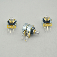 3 X CTS Potentiometer For Klon Centaur Overdriver Guitar Effects Pedal FREE SHIP