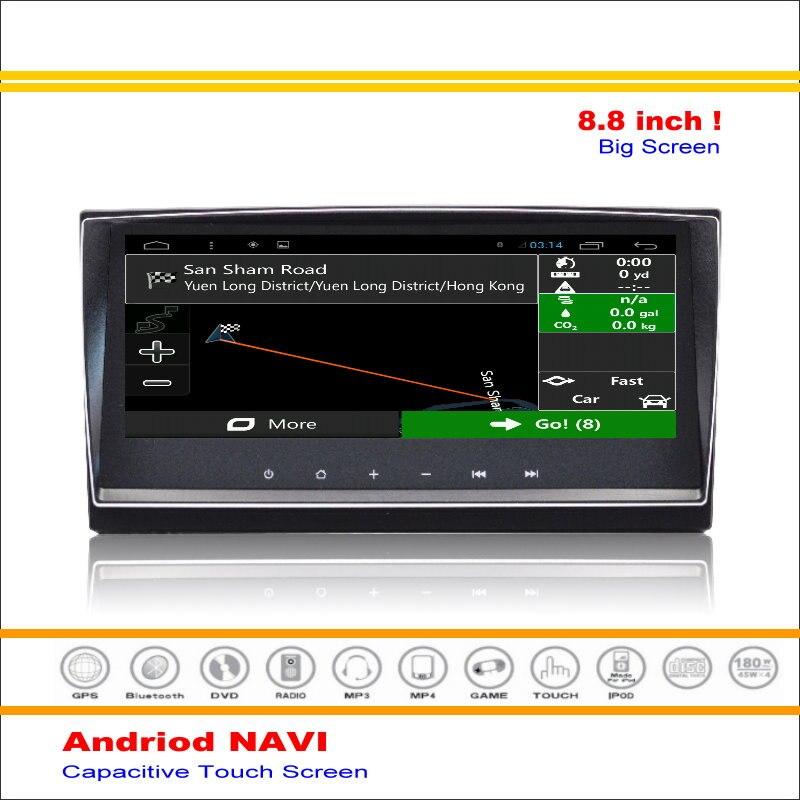 Coche Android Sistema de Navegación GPS NAVI Para Toyota Avensis T270 2009 ~  de