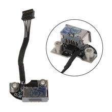 สำหรับ Macbook Pro A1297 A1286 A1278 DC Power Jack Board 820 2565 A 2009 2010 2011
