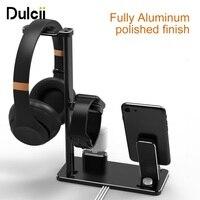 DULCII Многофункциональный Подставка для зарядки Держатель для наушников держатель телефона держатели для Apple iWatch AirPods iPhone iPad Desktop крепления